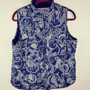Adventura Puffer Vest Fleece Lined, XL
